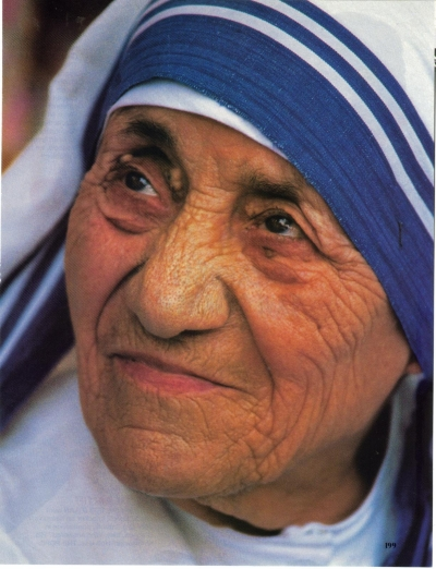 We Remember Mother Teresa